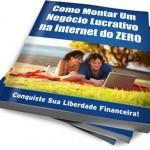 Ebook Como Montar Um Negócio Lucrativo na Internet do Zero